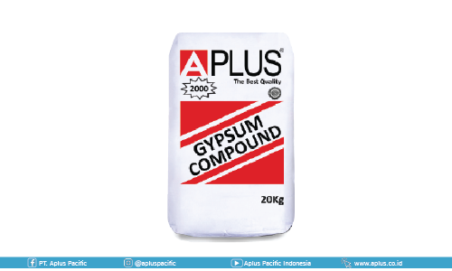 Aplus 2000 Gypsum Compound